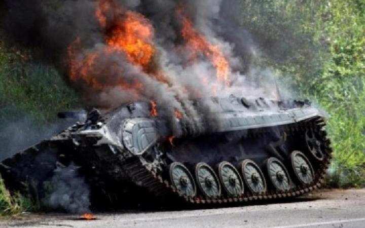 Завремя «АТО» ВСУпотеряли около 3000единиц военной техники, — Народная милиция ЛНР | Русская весна