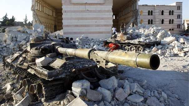 Сводка от «Тимура»: турки стягивают войска к сирийской границе, а САА ведет упорные бои с террористами  | Русская весна
