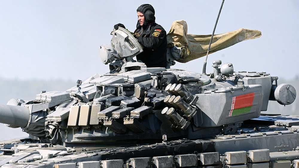 «Они пойдут наКиев»: на Украине ждут удара состороны Белоруссии (ВИДЕО)   Русская весна