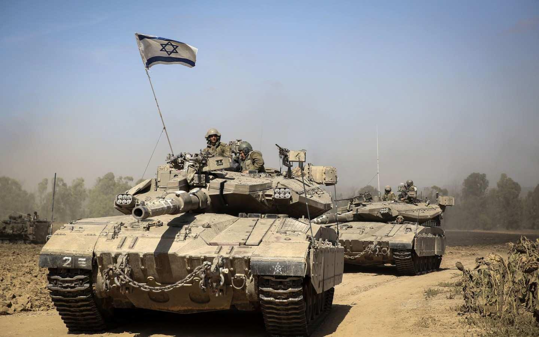 СРОЧНО: Израильские танки нанесли удар по Сирии   Русская весна