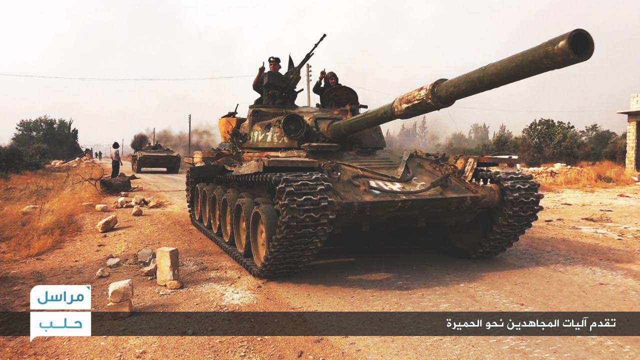 ИГИЛ создает союз с «умеренной оппозицией» для отражения наступления курдов | Русская весна