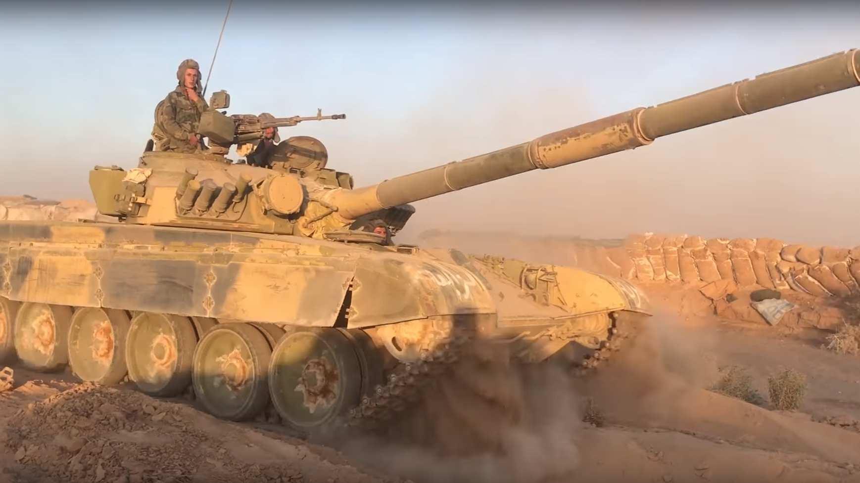 Битва за Дейр-Эз-Зор: США бросают все силы, чтобы помешать России и Сирии победить ИГИЛ | Русская весна