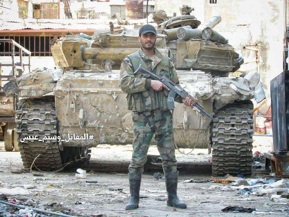 Армия Сирии вернула стратегические горы и город Забадани (ФОТО, КАРТА) | Русская весна