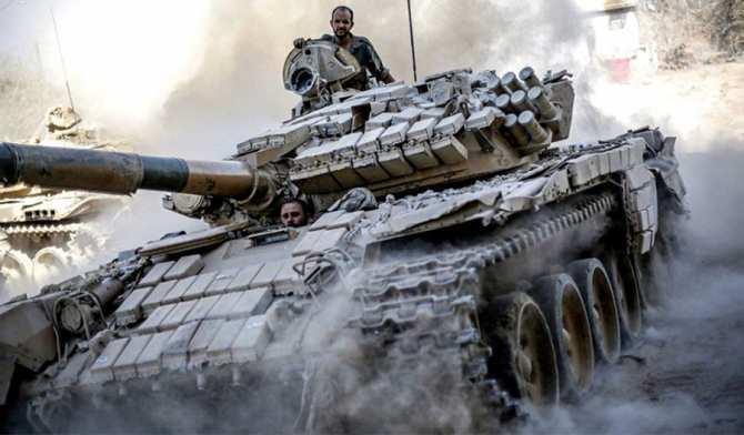 СРОЧНО: «Тигры» и ВКС РФ освобождают 4 поселка в Алеппо, окружая бастион ИГИЛ (КАРТА) | Русская весна
