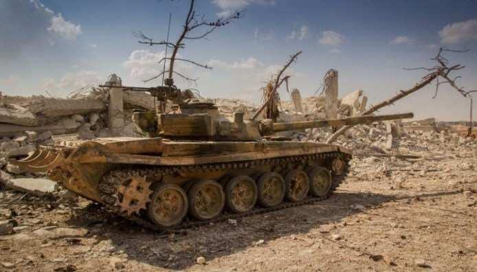 «Сирийский народный фронт» может положить конец войне | Русская весна