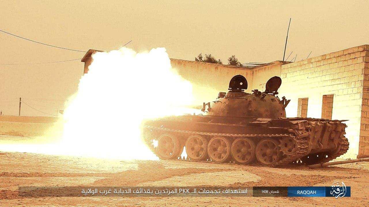 Контрудар ИГИЛ: Перерезана трасса снабжения САА в Дейр Зоре, враг наступает на Сухнэ (КАРТА) | Русская весна