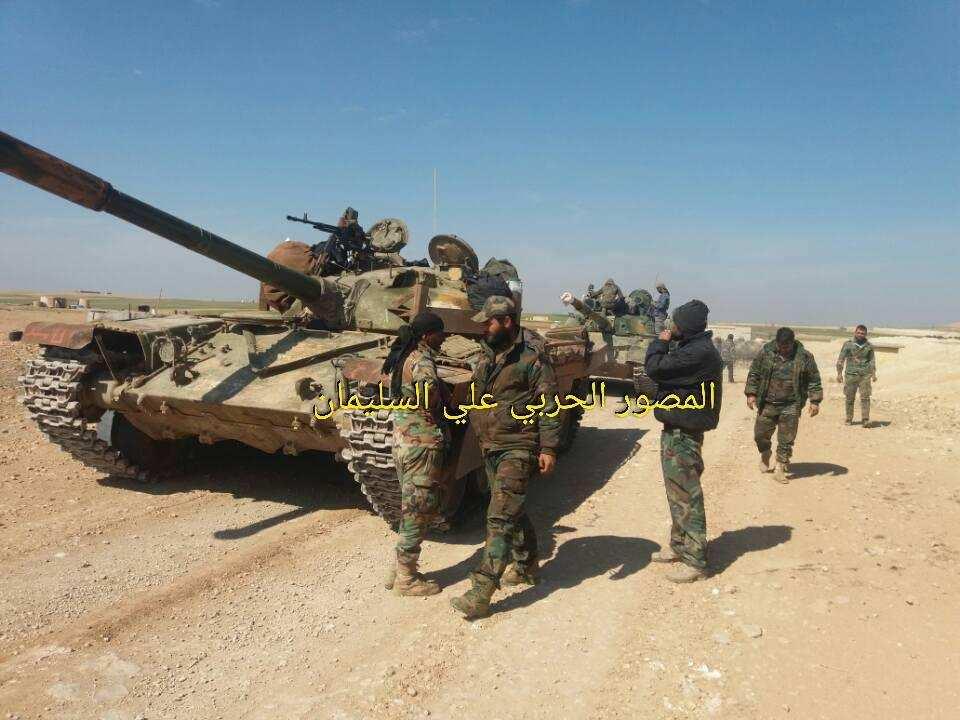 Армия Сирии и ВКС РФ готовятся снять осаду с авиабазы Дейр-эз-Зор: силы ИГИЛ выбиты с ряда высот | Русская весна