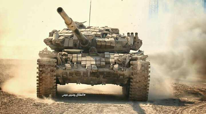 СРОЧНО: Армия Сирии и ВКС России продолжают разгром ИГИЛ в «Акербатском котле» — подробности | Русская весна