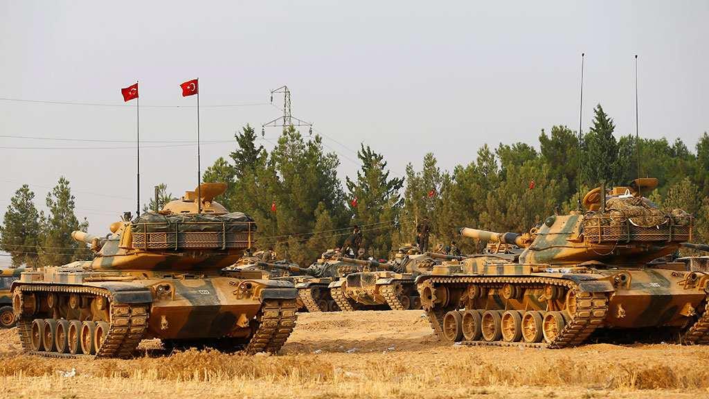 Турция хочет уничтожить американских фаворитов в Сирии | Русская весна
