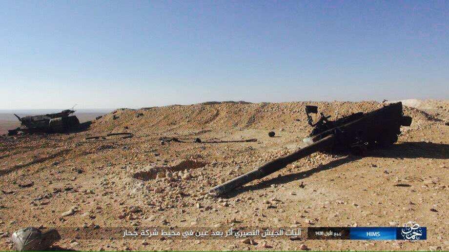 Атака на Пальмиру — последний шанс ИГИЛ, — депутат Европарламента | Русская весна