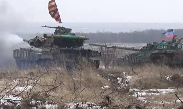 МОЛНИЯ: Идут бои, украинская армия отброшена на 4 км в районе Чернухино, — генерал ВСУ  | Русская весна
