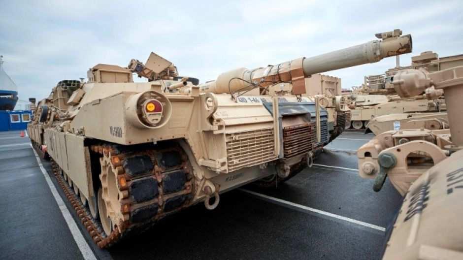 Европе нужно больше танков дляборьбы сИГИЛ иРоссией — премьер Польши | Русская весна