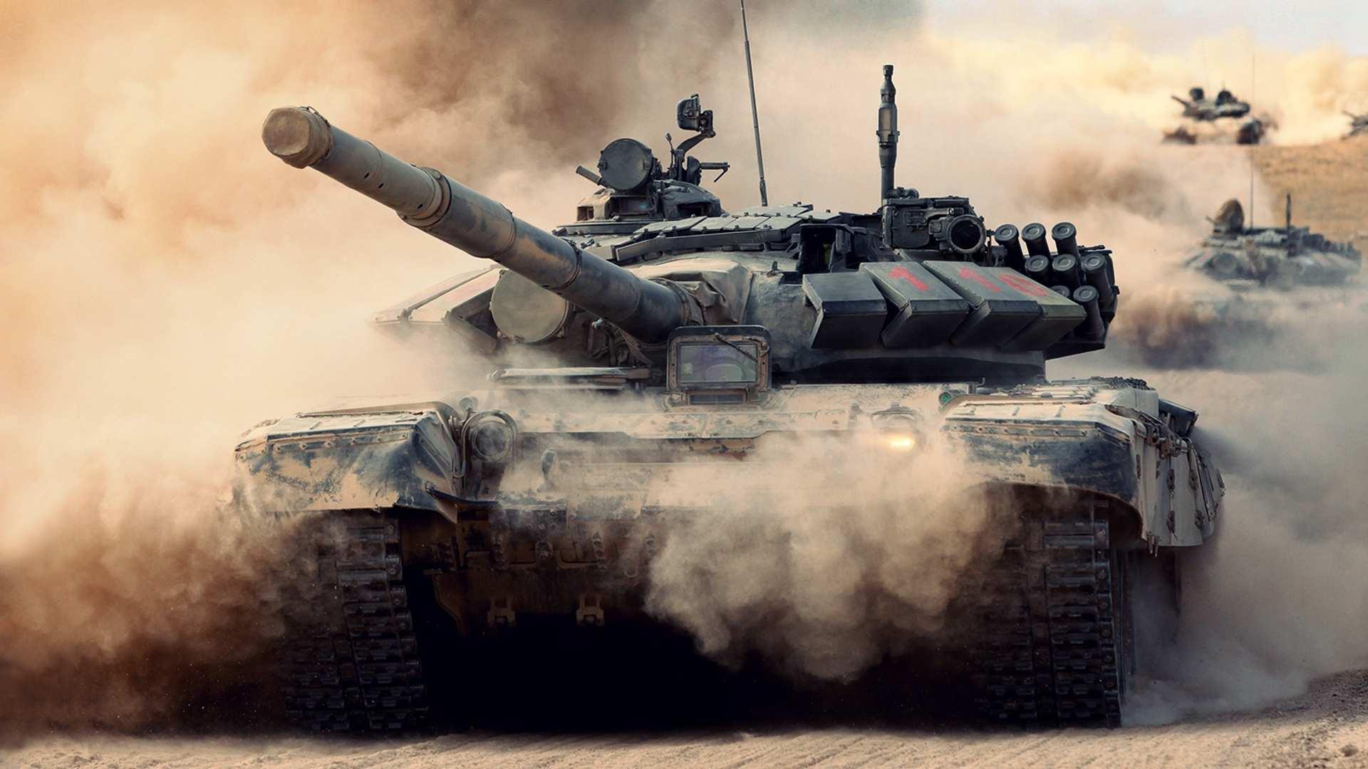 Российские танки вторглись на Украину, — Порошенко | Русская весна