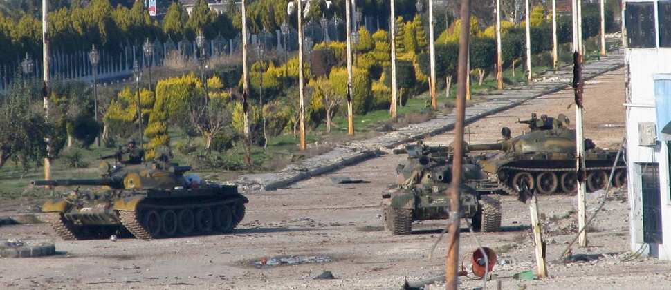 Сводка от «Тимура»: террористы готовят реванш за потерянную Сальму, из Латакии переброшены около 2 500 боевиков | Русская весна