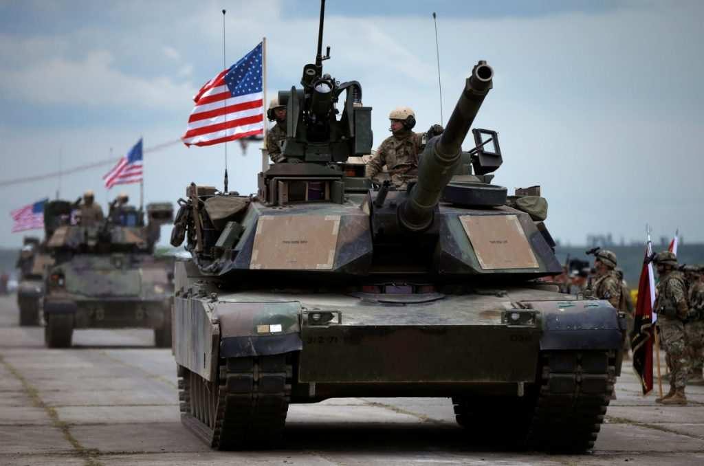 Америка «взвела курок» для новой атаки по Сирии | Русская весна