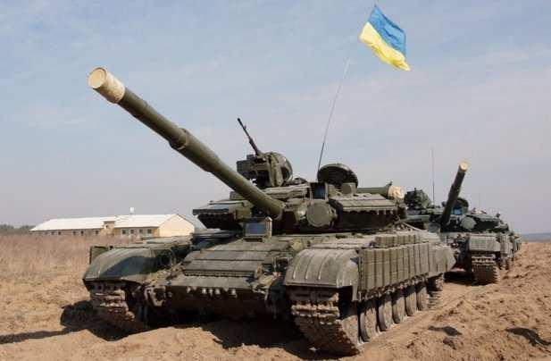 ВСУ выдвинули к линии соприкосновения 30 танков и САУ, под Горловкой выявлены украинские «Грады» | Русская весна
