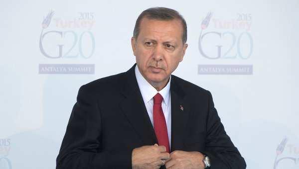 Эрдоган обсудил с Обамой инцидент со сбитым российским СУ-24 | Русская весна
