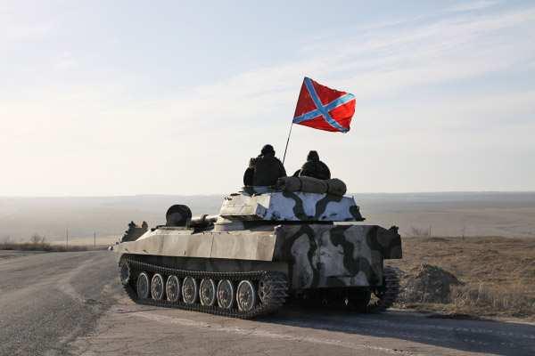 Захарченко отдал приказ вернуть нафронт тяжелое вооружение (ВИДЕО) | Русская весна