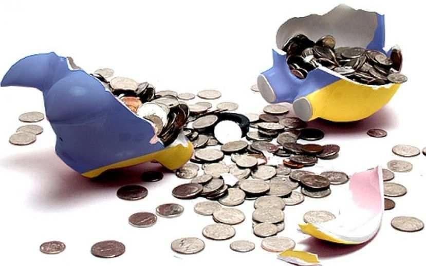 Кабмин Украины объявил технический дефолт | Русская весна