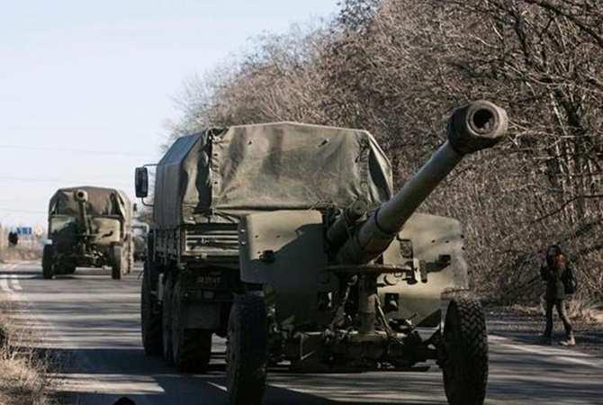 ОБСЕ подтвердила выполнение ЛНРпервого этапа отвода вооружений калибра менее 100мм   Русская весна