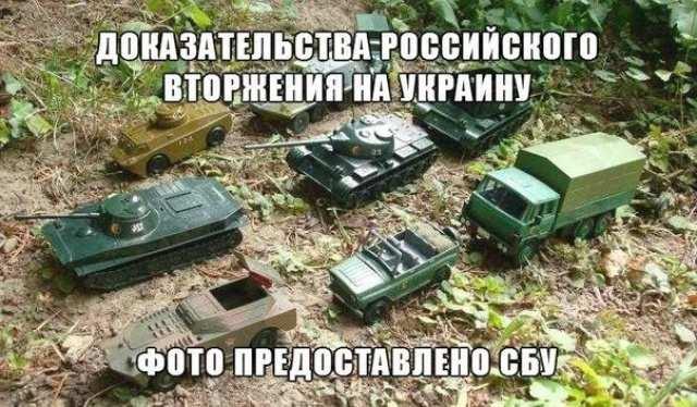 «Десятки русских танков награнице сУкраиной» — агентство «Рейтерс» публикует интересные кадры (ВИДЕО) | Русская весна