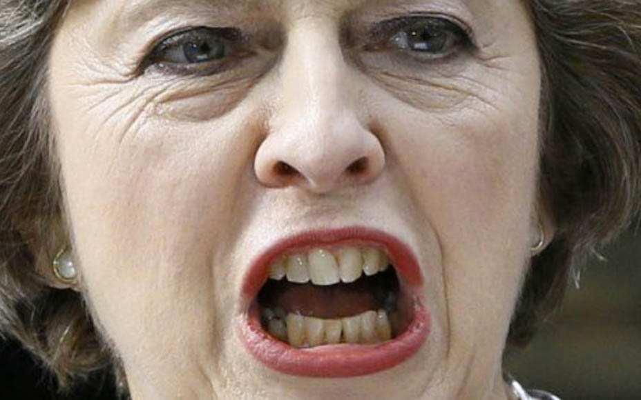 Мэй рассказала, зачем Британия атаковала Сирию | Русская весна