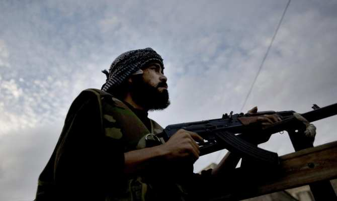 Алеппо: боевики готовятся кконтрнаступлению (ВИДЕО) | Русская весна