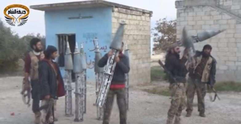 «Эрдоган — наш герой!» — террористыв Сирии жалуются нароссийские «Ураганы» иблагодарят Турцию за помощь (ВИДЕО) | Русская весна