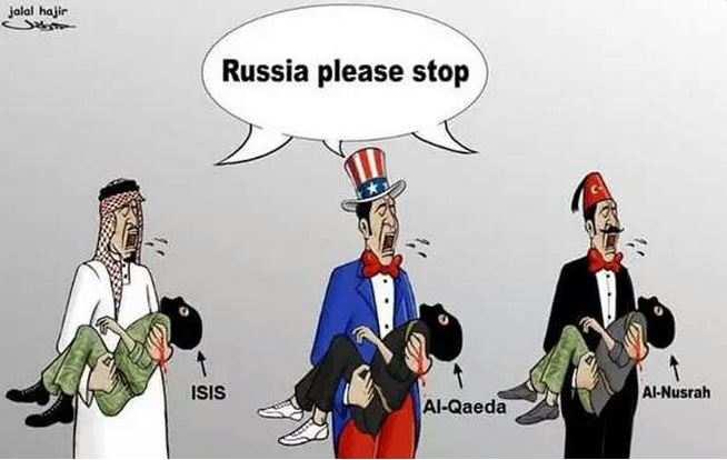 «Тимур»: боевики «варятся» в Дерайском котле, курды и САА наступают, самолеты бомбят и разбрасывают листовки, предлагая террористам сдаться | Русская весна