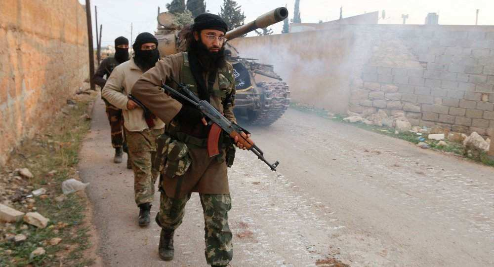 В Сирии идет очень странная война с терроризмом: столкновение спецопераций | Русская весна