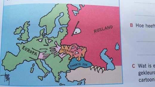 Антироссийская пропаганда в голландских школах | Русская весна
