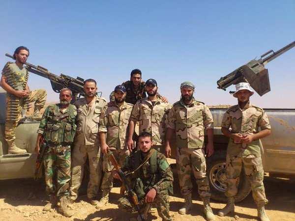 ВАЖНО: Битва за «дорогу жизни»: ИГИЛ наступает на Ханассер, спецназ «Тигры» переброшен для поддержки САА | Русская весна