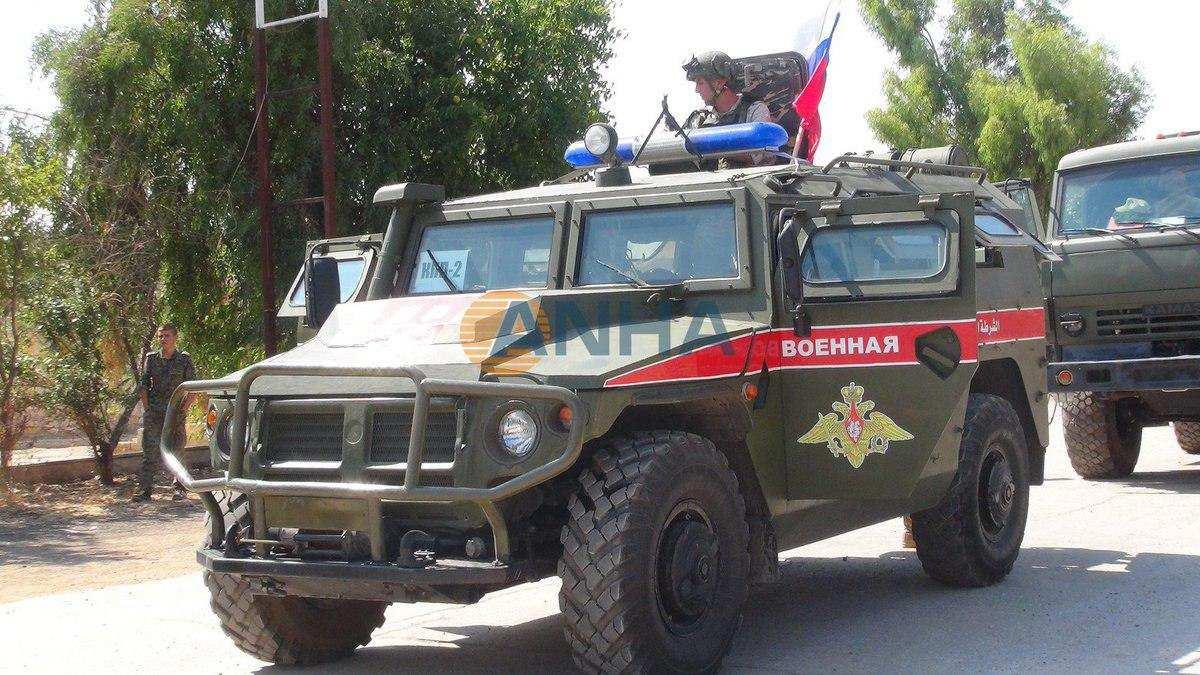 ВАЖНО: Российские военные вернулись в анклав Африн, ставший зоной боёв курдов с турками | Русская весна