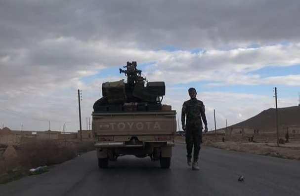 «Тигры» показали как уничтожают ИГИЛ у «дороги жизни» в Алеппо (ВИДЕО, ФОТО 18+) | Русская весна
