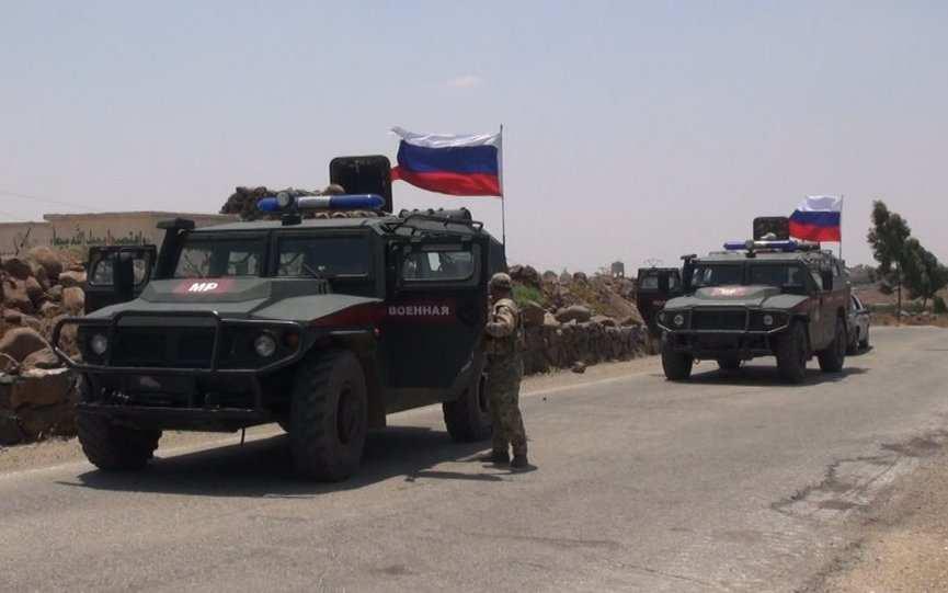 Сирия: Российский флаг в логове боевиков США (ФОТО) | Русская весна