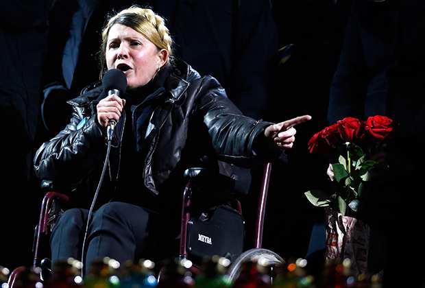 Майдан имени Тимошенко: СШАбезЮлинеобойтись (ВИДЕО)   Русская весна