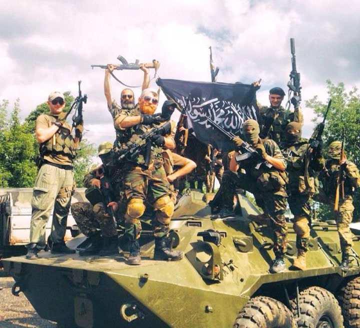 Главный палач «Торнадо» является последователем ИГИЛ | Русская весна