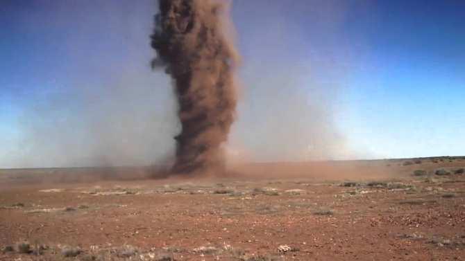 Операция в сирийской пустыне: Торнадо на пути российских военных (ФОТО, ВИДЕО) | Русская весна