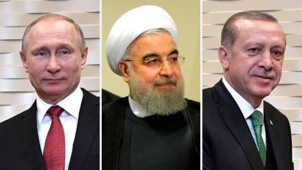 Трехсторонняя встреча навысшем уровне поСирии — первая инепоследняя | Русская весна