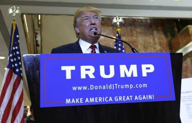 Трамп обещал, став президентом, выслать из США всех мигрантов из Сирии | Русская весна