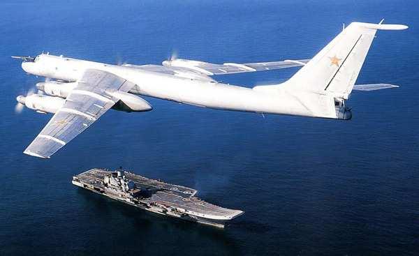 Боевики попытались сбить русского летающего «Медведя» Ту-142 над Сирией (ВИДЕО) | Русская весна