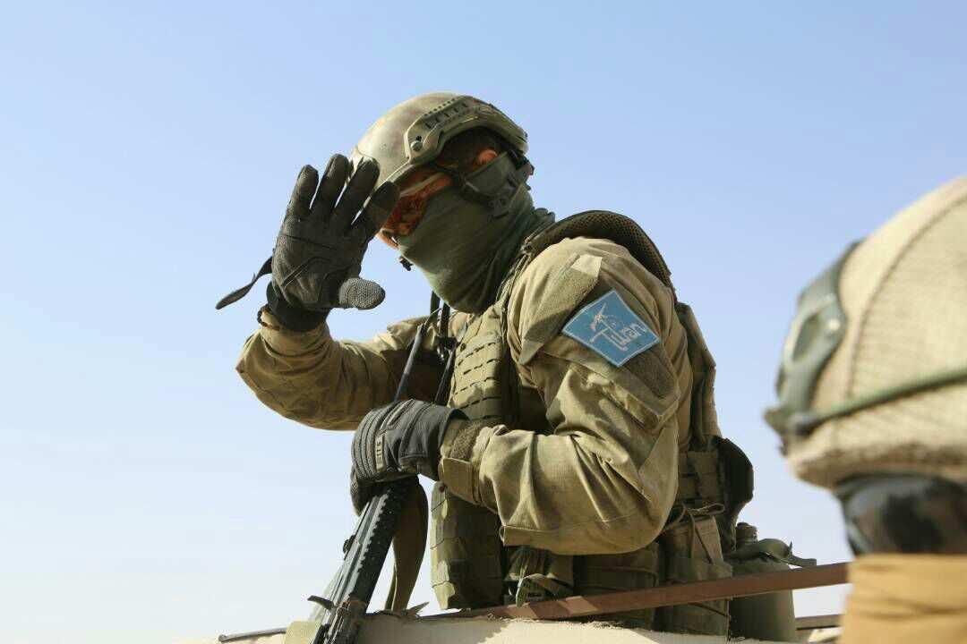 «Спецназ из СССР» в Сирии: страсти вокруг «Турана» | Русская весна