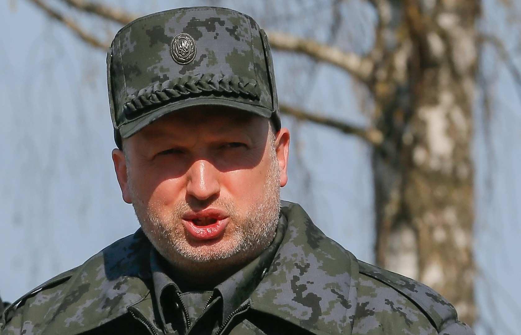 Турчинов готовится к российским авиаударам | Русская весна