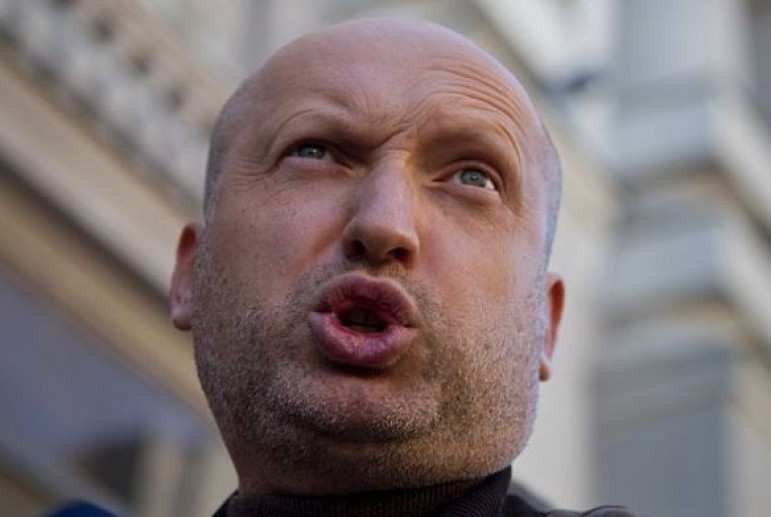 «Будем расстреливать!» — Турчинов обещает казнить украинцев за сотрудничество с Россией (ВИДЕО) | Русская весна