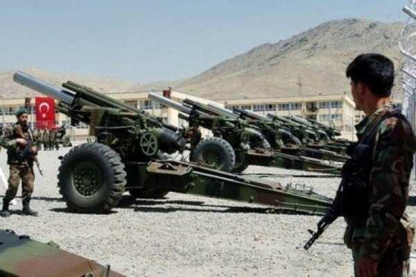 МОЛНИЯ: Турецкая артиллерия возобновила обстрелы курдов и Демфронта в Сирии (ВИДЕО)   Русская весна
