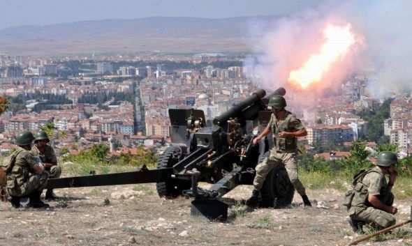 Курды обвинили Турцию в нарушении перемирия в Сирии и призвали мировое сообщество осудить ее действия | Русская весна