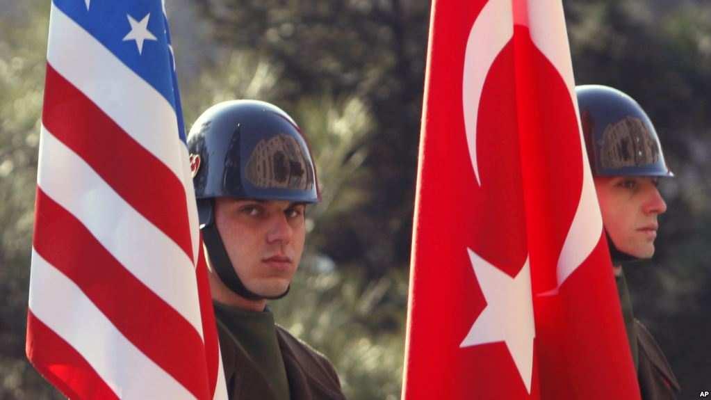Турция приостановила выдачу виз гражданам США | Русская весна