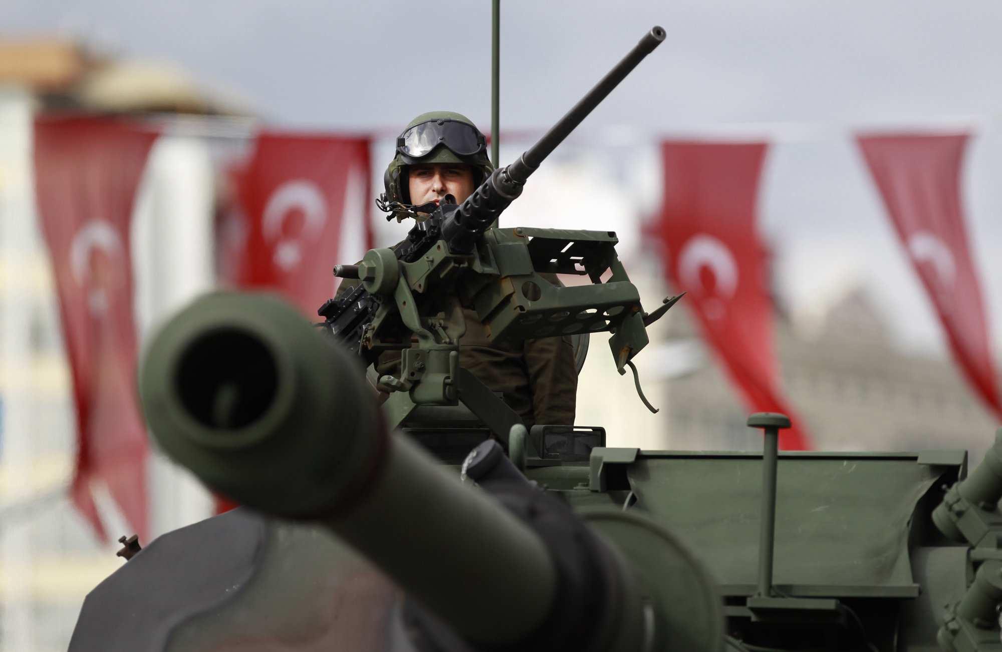 Командующего Второй армии Турции задержали по делу о попытке госпереворота | Русская весна