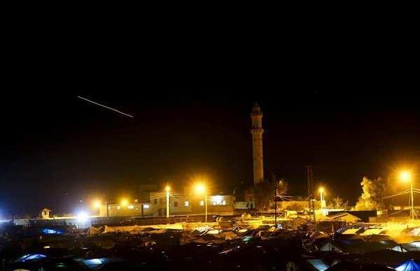 МОЛНИЯ: турецкая артиллерия наносит удары позанятому курдами Тель-Рифату | Русская весна