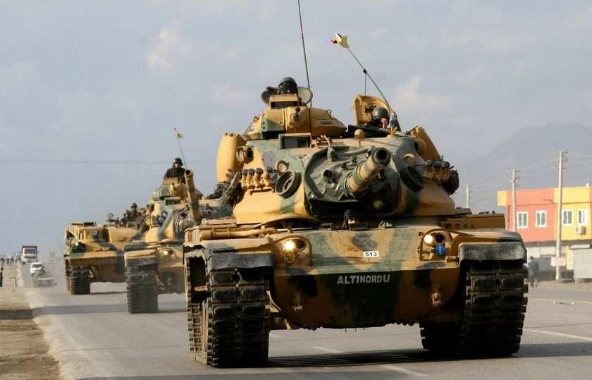 Турция и Египет начнут наземную операцию в Ираке и Сирии под эгидой США, — источник | Русская весна